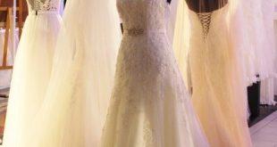 صورة تفسير حلم فستان الزفاف , فساتين الفرح في المنام