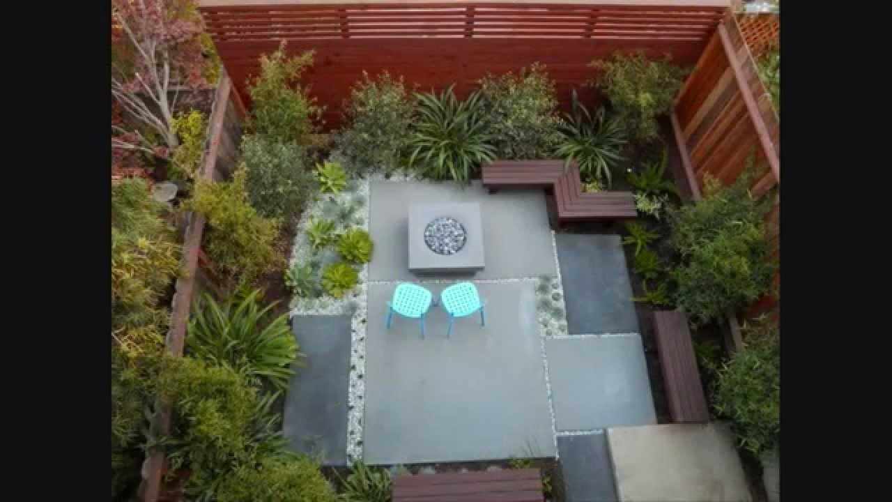 بالصور تصميم حدائق منزلية صغيرة , ديكورات جميلة للحدائق 11952 1