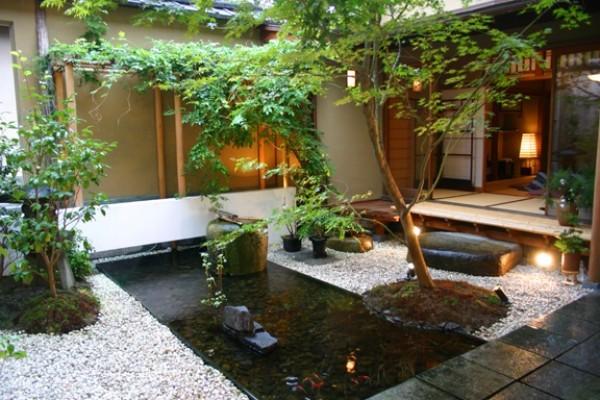 بالصور تصميم حدائق منزلية صغيرة , ديكورات جميلة للحدائق 11952 11