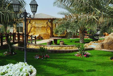 بالصور تصميم حدائق منزلية صغيرة , ديكورات جميلة للحدائق 11952 3