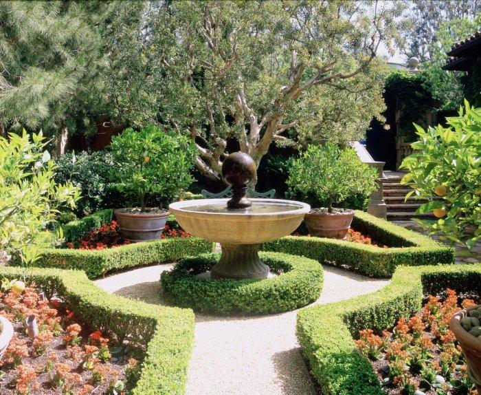 بالصور تصميم حدائق منزلية صغيرة , ديكورات جميلة للحدائق 11952 9