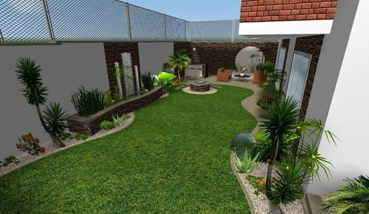 بالصور تصميم حدائق منزلية صغيرة , ديكورات جميلة للحدائق 11952