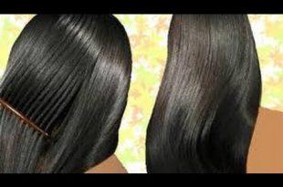 صورة عشبة النيلة لتسويد الشعر , كيفية صبغ الشعر باللون الاسود