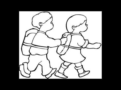 بالصور تلوين رسومات للاطفال , صور مرسومة بالقلم الرصاص 11999 2