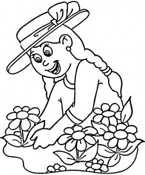 بالصور تلوين رسومات للاطفال , صور مرسومة بالقلم الرصاص 11999 4
