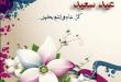 صور تهنئة عيد الفطر السعيد , رسائل للعيد الصغير