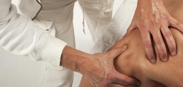 صورة علاج الشد العضلي في الرقبة , ماهي امراض الرقبة