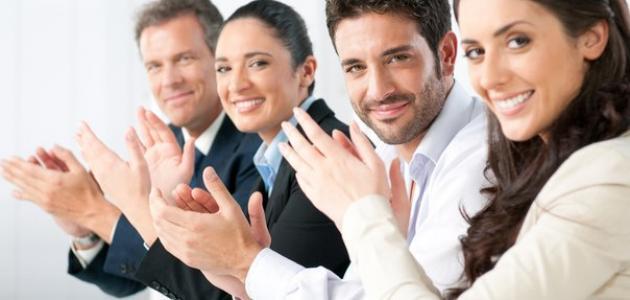 صورة كيف تكون ناجحا في عملك , ترقية في شغلك