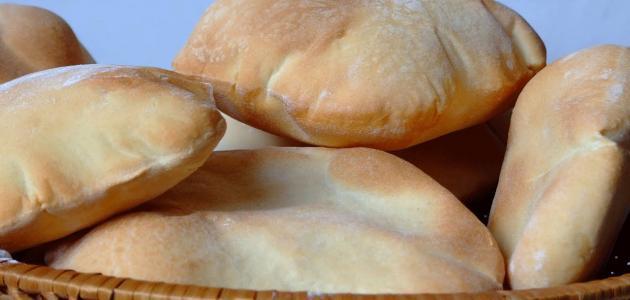 صور طريقة عمل الخبز في البيت , عمل العيش في المنزل