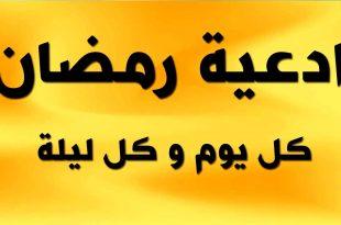 بالصور ادعية في رمضان , شهر البركة 1397 3 310x205