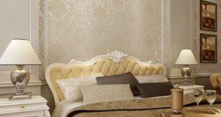 صور ورق جدران غرف نوم , اجمل الديكورات