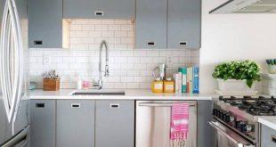 صورة تصاميم مطابخ صغيرة وبسيطة , التنسيق الصحيح للمطبخ