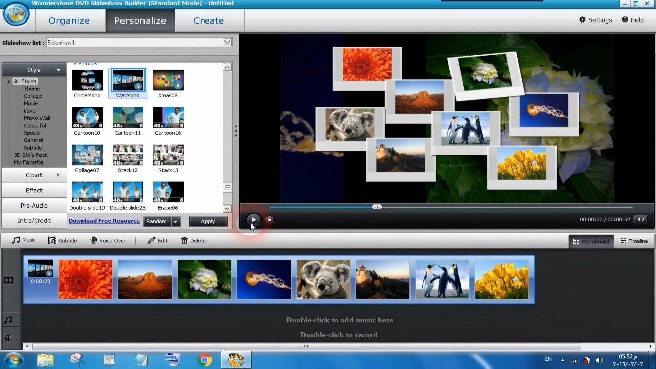 بالصور عمل فيديو من الصور , اسهل واجدد البرامج 1423 2