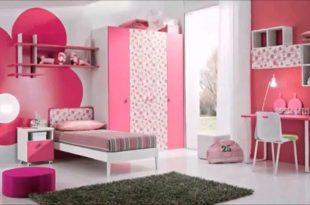 صور ديكور غرف نوم بنات , الوان ديكور بناتى
