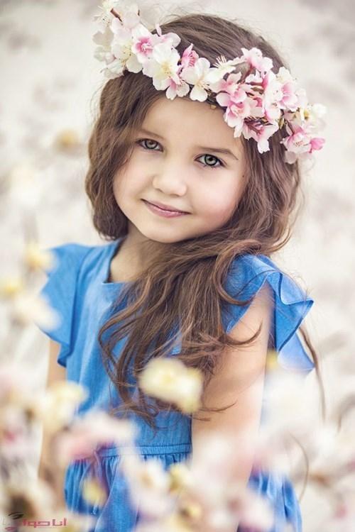 بالصور بنات كيوت صغار , بنات صغيرة جميلة 1437 6