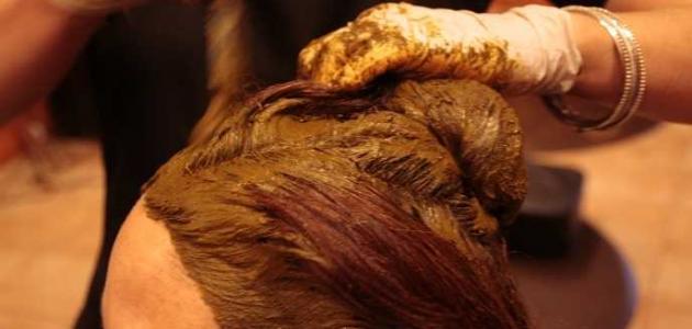 صور حنة الشعر , دنيا الاعشاب