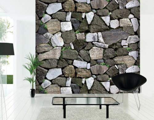 بالصور ورق جدران حجر , جمال وروعة الديكورات 1448 12