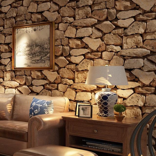 بالصور ورق جدران حجر , جمال وروعة الديكورات 1448 6