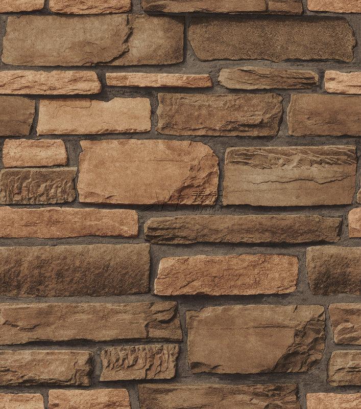 بالصور ورق جدران حجر , جمال وروعة الديكورات 1448 8