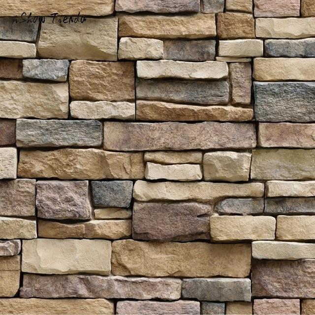 بالصور ورق جدران حجر , جمال وروعة الديكورات 1448 9