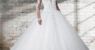 صورة صور فساتين افراح , يا لها من عروس جميلة انظرى الى فستانها 1153 11 310x165