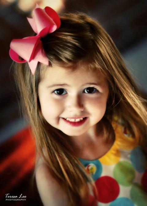 صور اطفال بنات حلوين , يا لها من طفلة جميلة