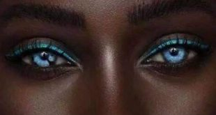 صورة اجمل عيون , سبحان الخالق يا لها من عيون جذابة