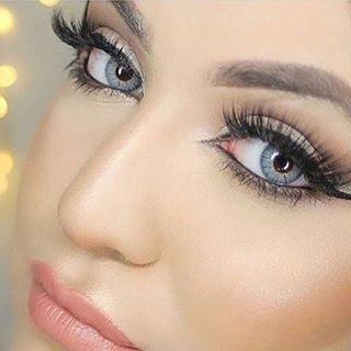 صورة اجمل عيون , سبحان الخالق يا لها من عيون جذابة 1232 5