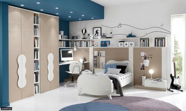 صور غرف نوم اولاد , يا لها من غرفة رائعة