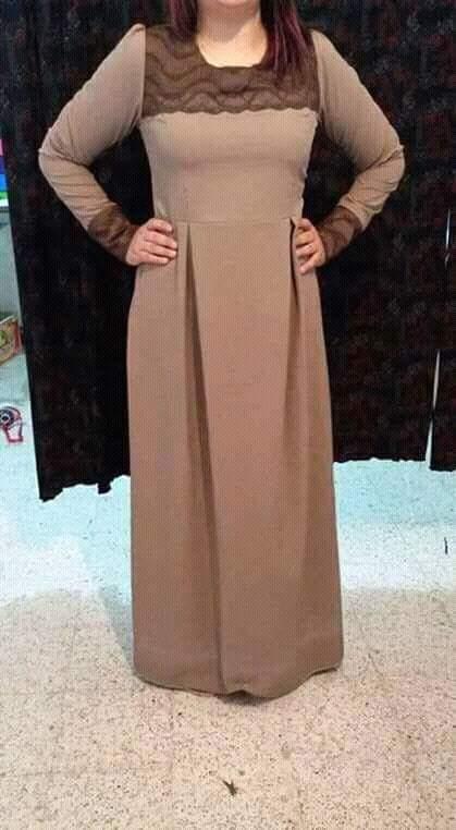 صورة موديلات حجابات جزائرية مخيطة , يا لها من استايلات رائعة