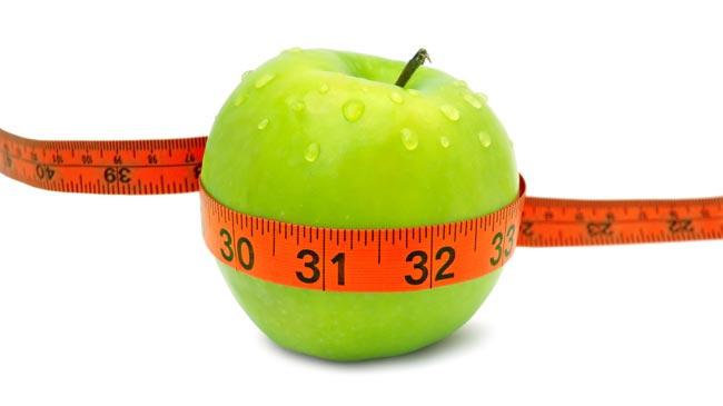 صور رجيم التفاح الاخضر , يا لها من نتيجة رائعة