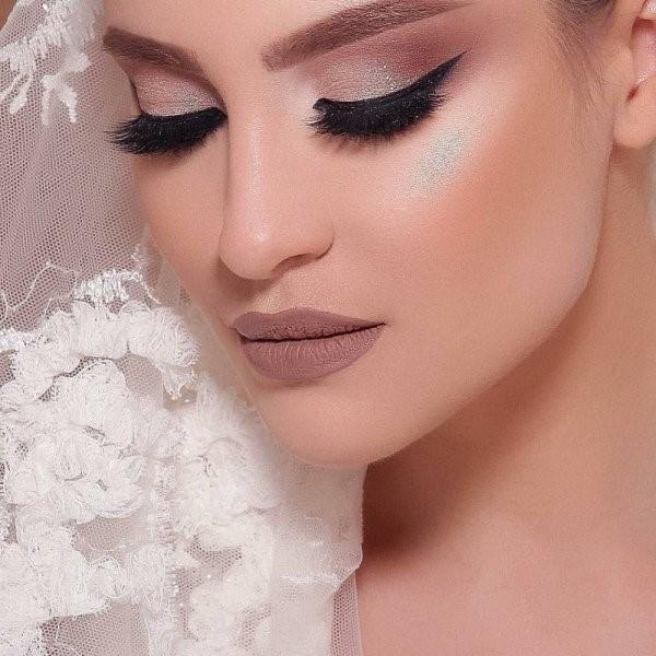 صورة صور مكياج عرايس , ما اروع و اجمل هذة العروس