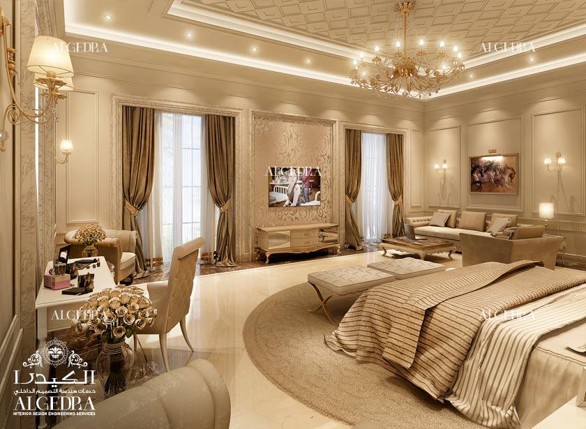 صورة ديكورات غرف النوم الرئيسية , يا لها من لمسات رائعة