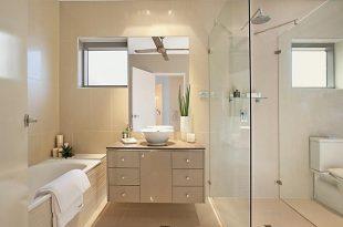 صورة حمامات مودرن , تصميمات حمامات روعة شيك جدا 2020