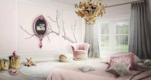 صورة ديكورات غرف نوم بنات , غيري ديكور غرفتك باروع الافكار