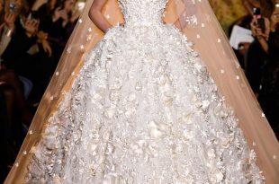 صورة صور فساتين عرس , تشكيلة فساتين العرس جنان