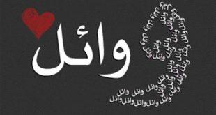 صورة معنى اسم وائل , معاني اسم وائل الكثيرة