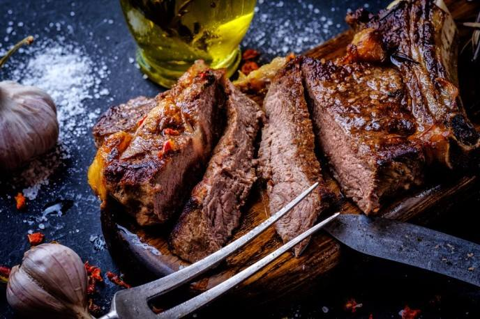 صورة طريقة عمل الستيك , ستيك لحم سهل و سريع