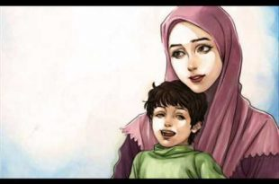 صورة اقوال عن الام , قيمة الام في حياتنا