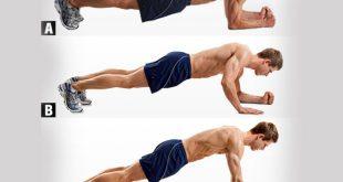 صورة تمارين العضلات , تمارين تزود العضلات وتبنيها