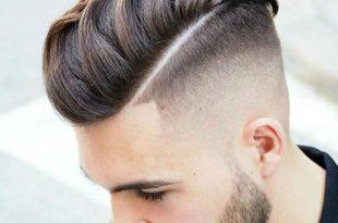 صورة احدث قصات الشعر للرجال , اجعل شعرك مميز