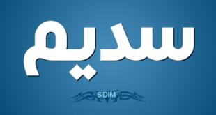 صورة معنى اسم سديم , اسم سديم و علاقته بالنجم