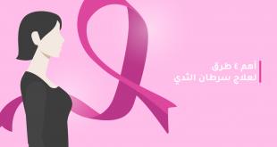 صورة علاج سرطان الثدي , العلاجات الجديده للسرطان
