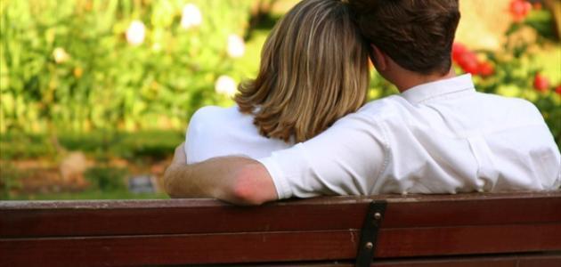 صورة كيف اسعد زوجي , الحب هو سر السعاده