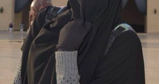 صورة صور بنات بالنقاب , فتاة بالنقاب تجملت
