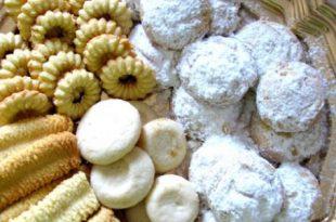 صورة حلويات العيد بالصور سهلة , كحك عيد الفطر