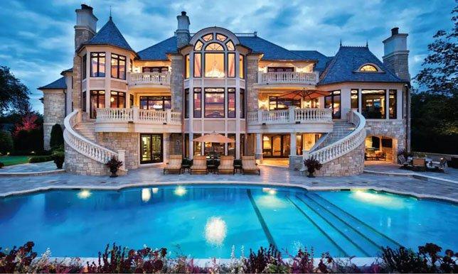 صورة اجمل منزل في العالم , اشكال لمنازل تحفة