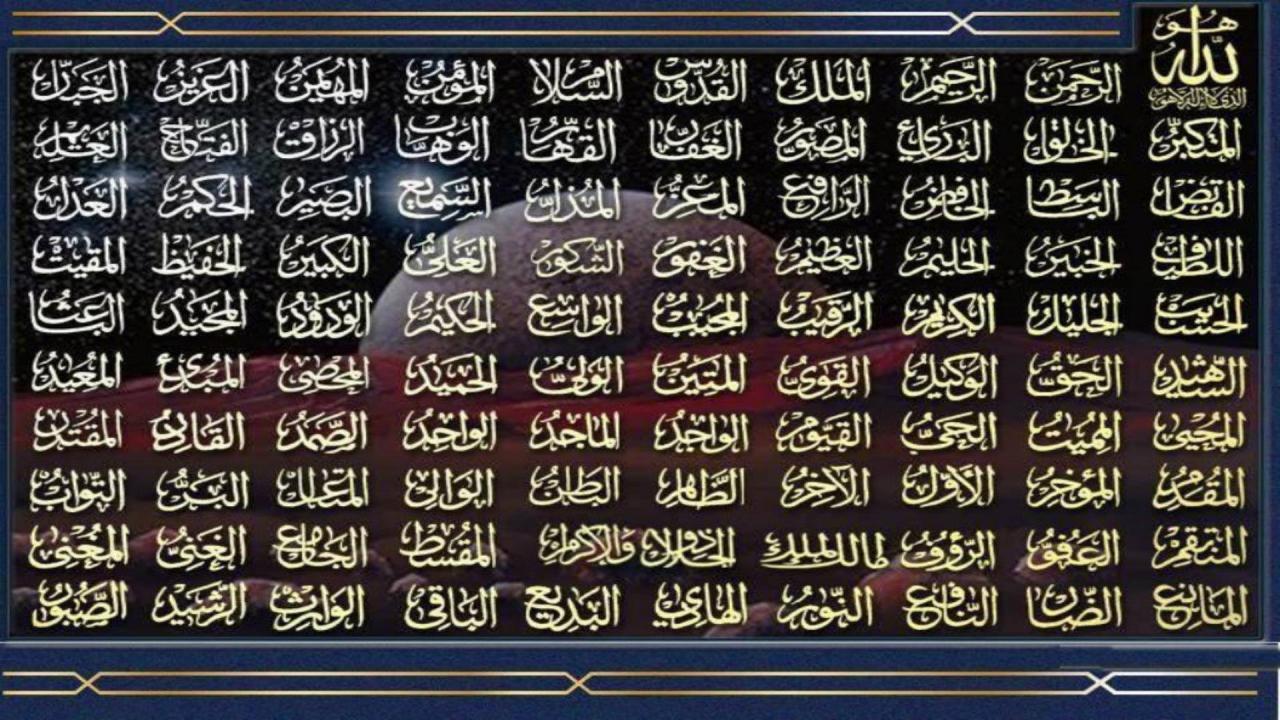 صورة معنى اسم الله المهيمن 11152 8