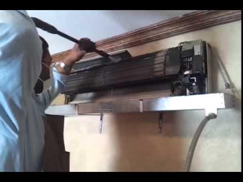صورة طريقة تنظيف المكيف السبلت بالصور 11228