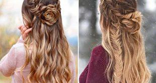 اجمل تسريحة شعر في العالم